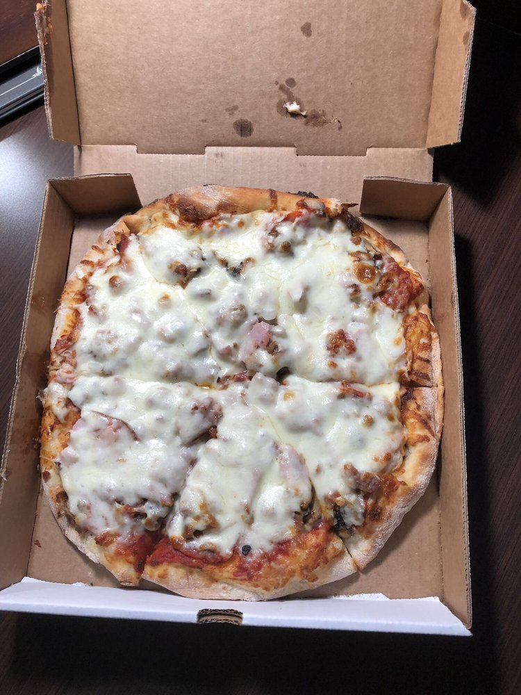 Four Horsemen Pizza: 103 S Dixie Way, South Bend, IN