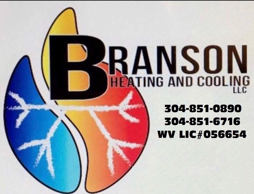 Branson Heating and Cooling, LLC: 782 South Fork Estates Iii, Moorefield, WV