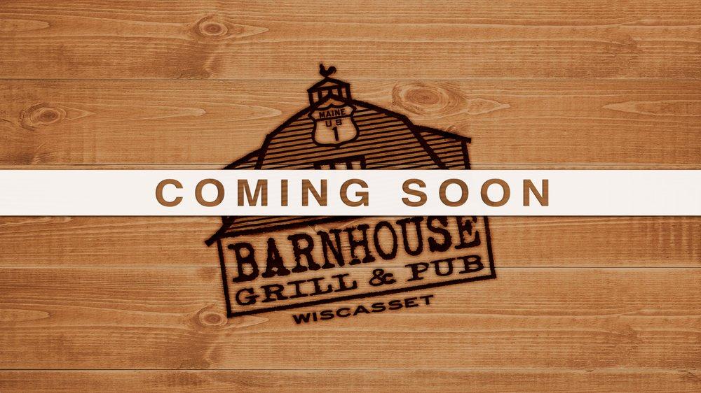 Barnhouse Grill & Pub Wiscasset: 690 Bath Road Route 1, Wiscasset, ME