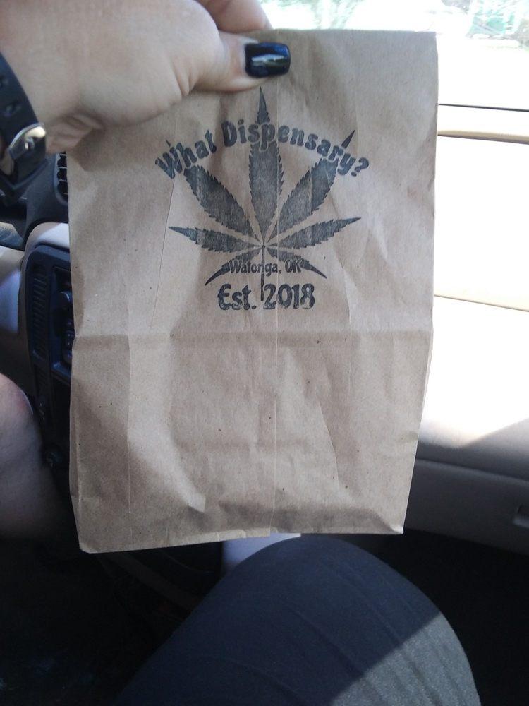 What Dispensary: 303 S Noble Ave, Watonga, OK