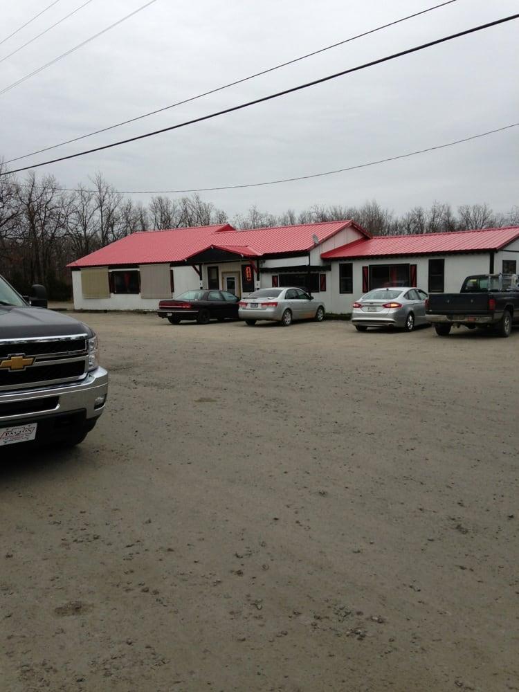 D J's Diner: 7650 Heber Springs Rd N, Drasco, AR