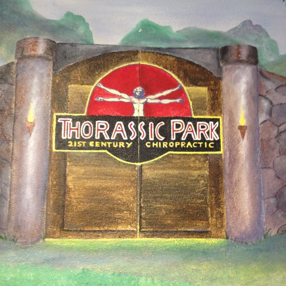 Thorassic Park: 1603 60th Ave W, Bradenton, FL