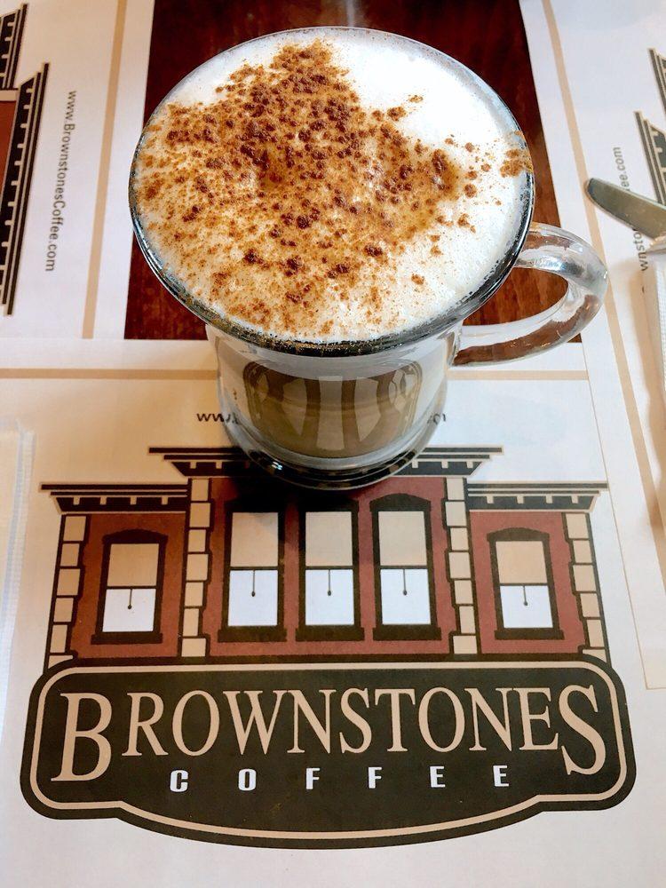 Brownstones Coffee Amityville Ny