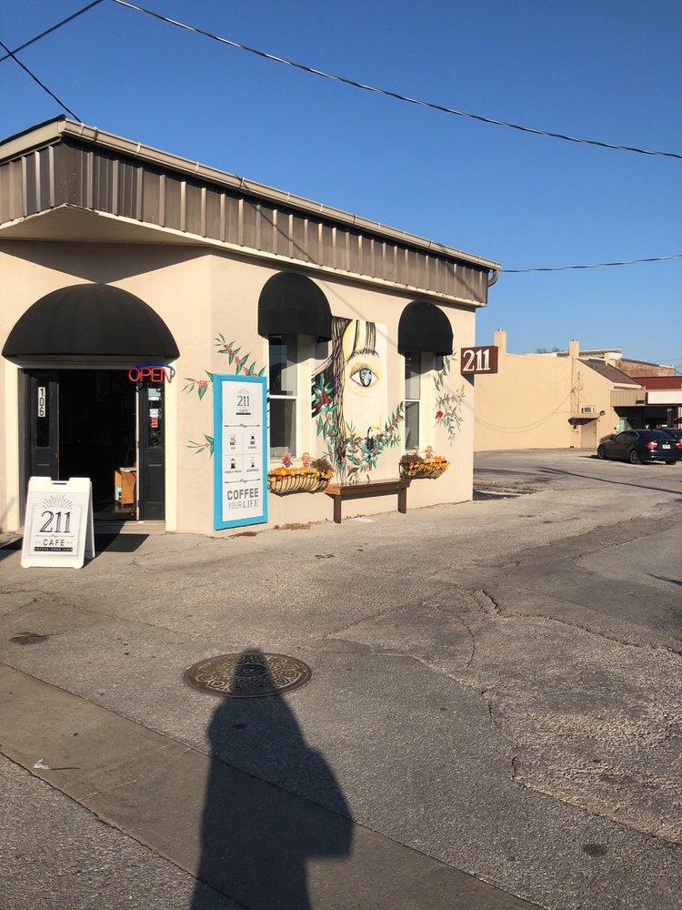 211 Cafe: 405 S Main St, Bentonville, AR