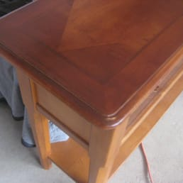 Photo Of Weathersby Guild Furniture Repair Pittsburgh   Pittsburgh, PA,  United States. Finished