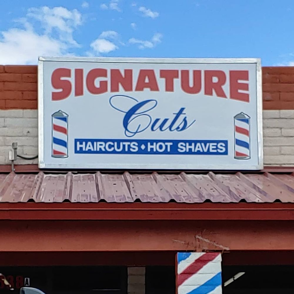 Signature Cuts: 7638 Louisana Blvd, Albuquerque, NM
