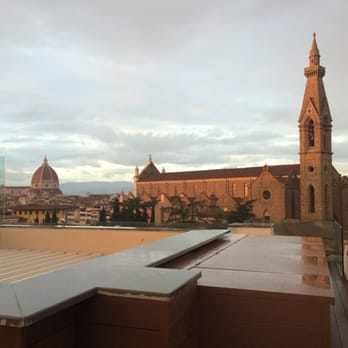Photo Of Hotel Plaza Lucchesi Florence Firenze Italy From The Rooftop