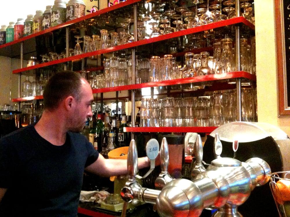 Le Marie Stuart Restaurant Paris