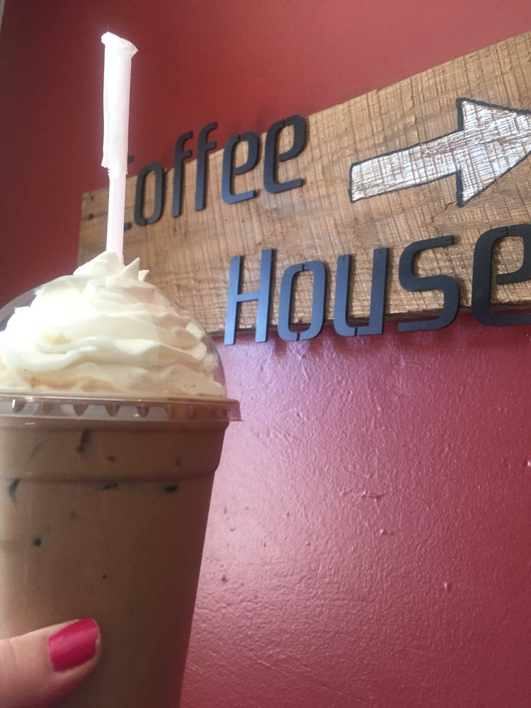 Grounded Coffee House: 306 S Cavin St, Ligonier, IN