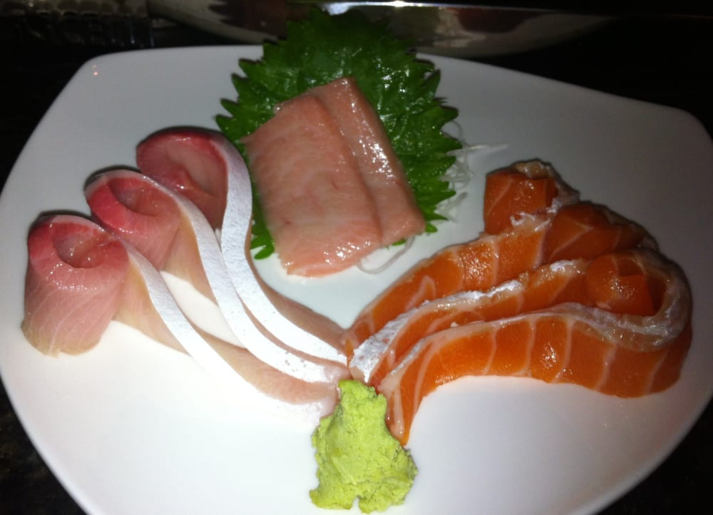 Yellowtail Belly Sushi Very Belly Bell...