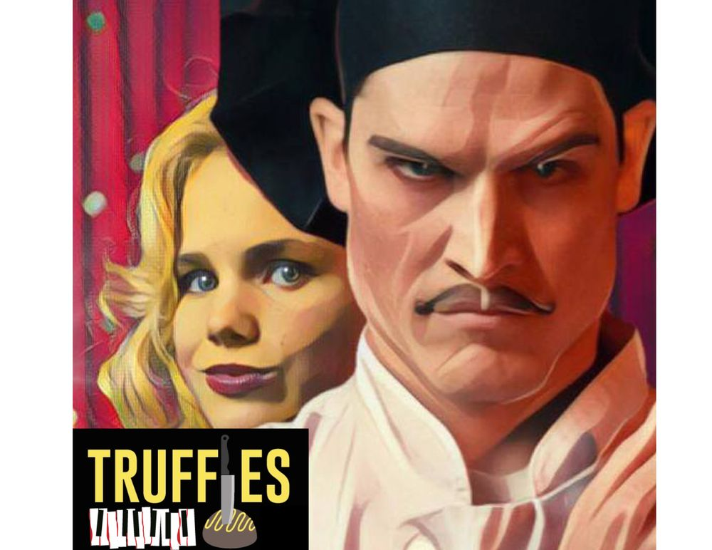 Truffles Murder Mystery: 349 W 46th St, New York, NY