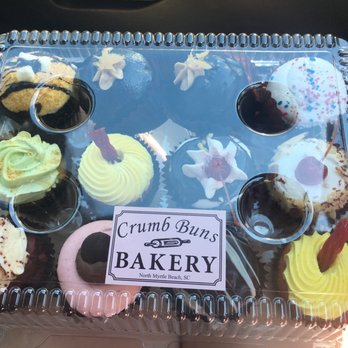 Photo Of Crumb Buns Bakery North Myrtle Beach Sc United States