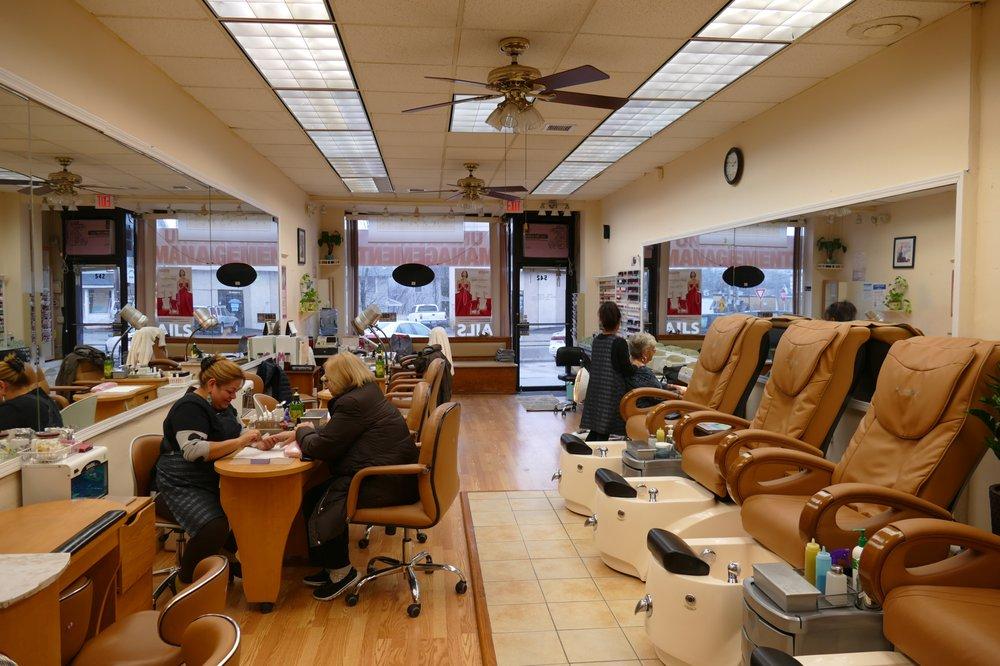 Nail Palace - 10 Photos & 10 Reviews - Nail Salons - 542 Willett Ave ...
