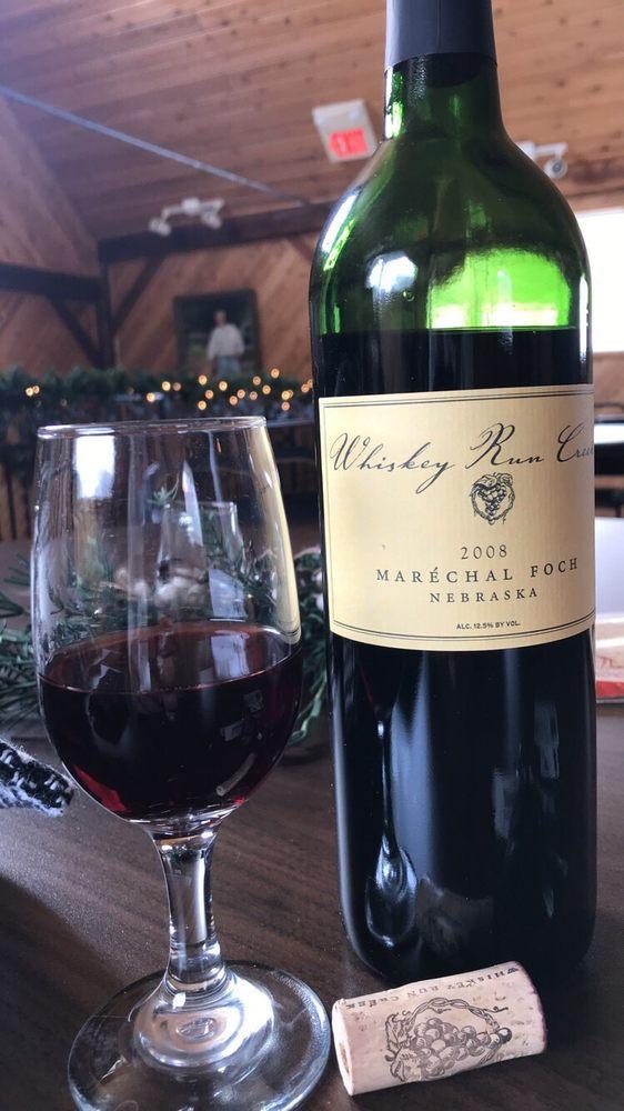 Whiskey Run Creek Vineyard & Winery: 702 Main, Brownville, NE