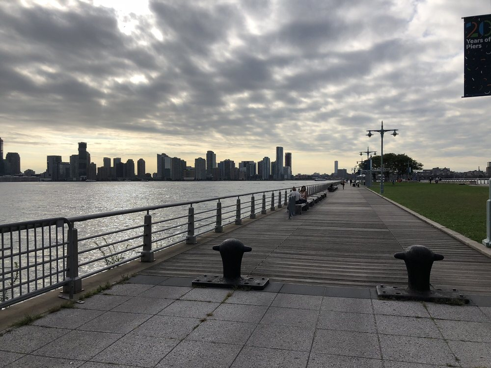 Hudson River Park: 59TH St, New York, NY