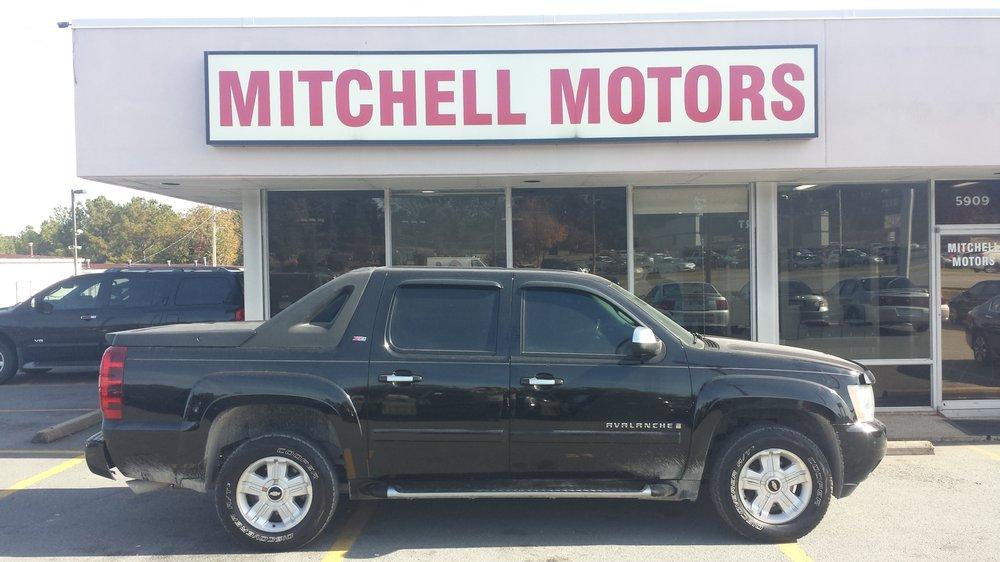 Mitchell Motors