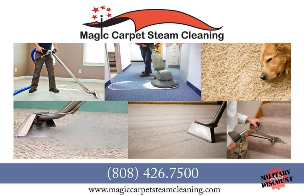 Magic Carpet Steam Cleaning