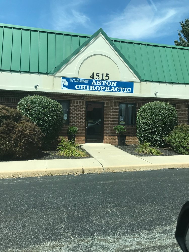 Aston Chiropractic: 4515 Pennell Rd, Aston, PA