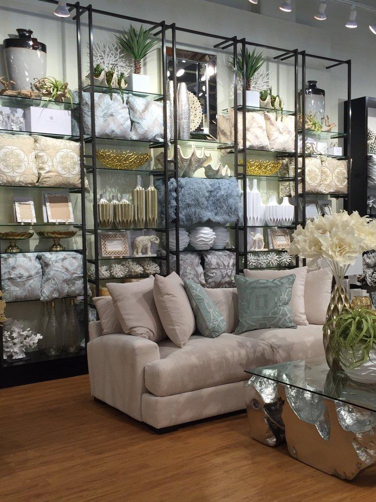 Z Gallerie Sofa & Throw Pillows - Yelp