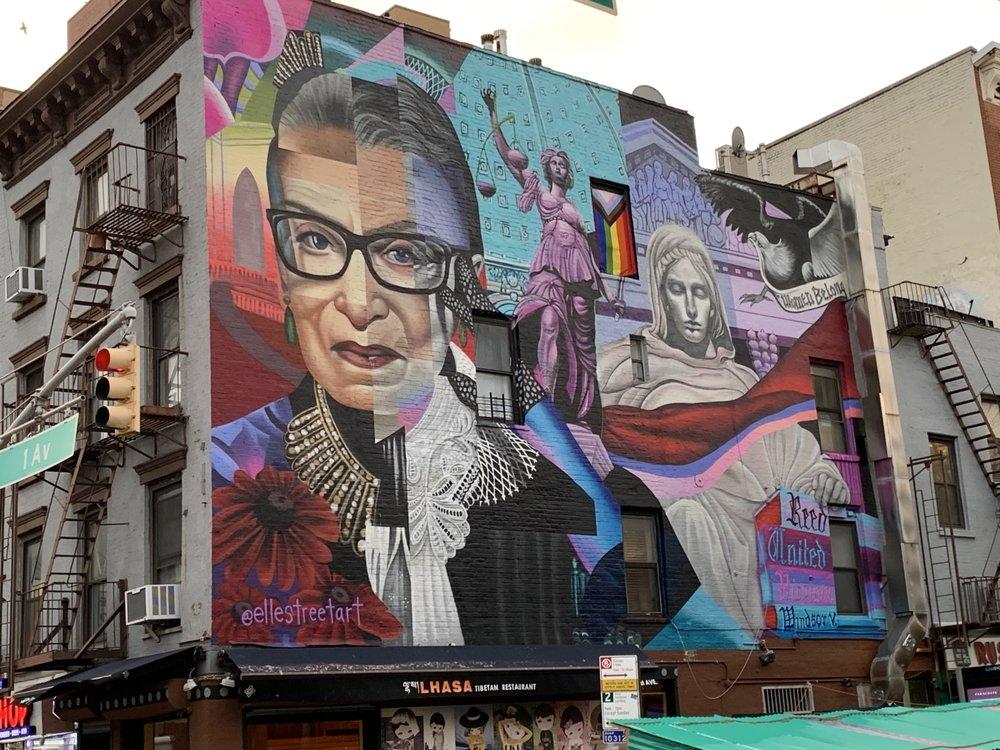 The Street Teacher: New York, NY