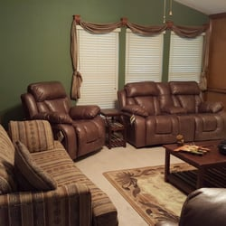 Photo Of Ashley HomeStore   Tulsa, OK, United States. Their Loral Recliner  And ...
