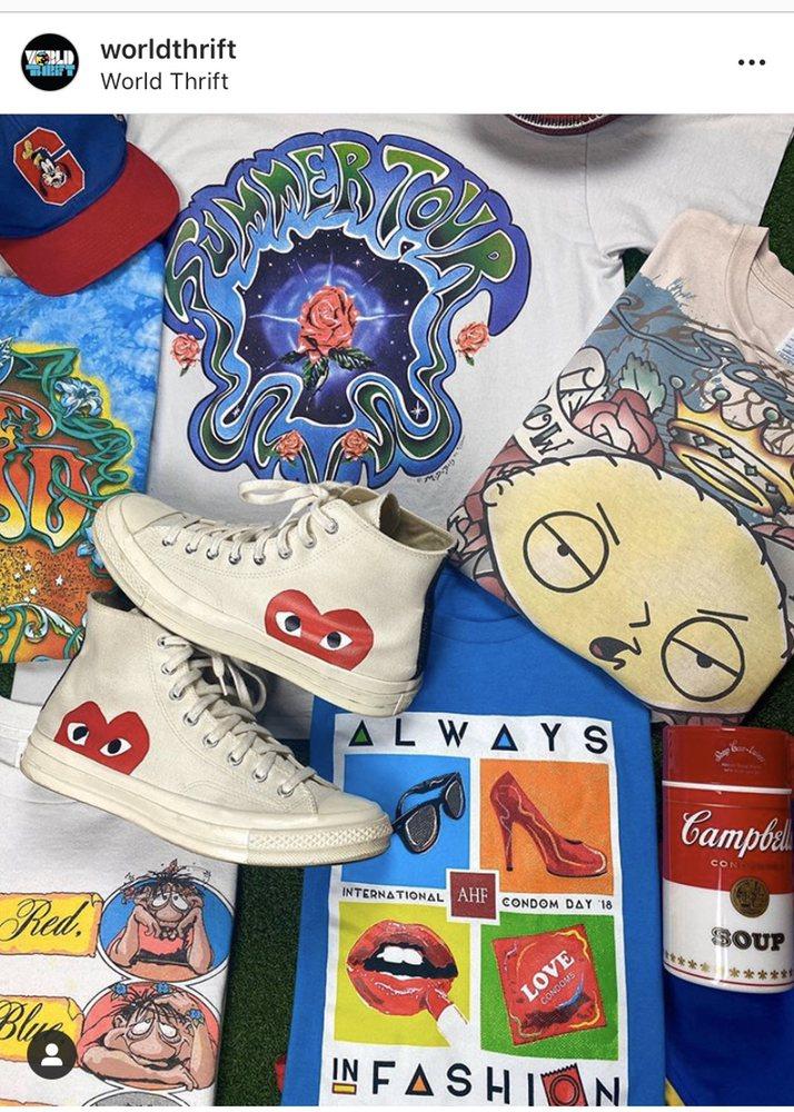 World Thrift Shop: 5282 Seminole Blvd, Saint Petersburg, FL