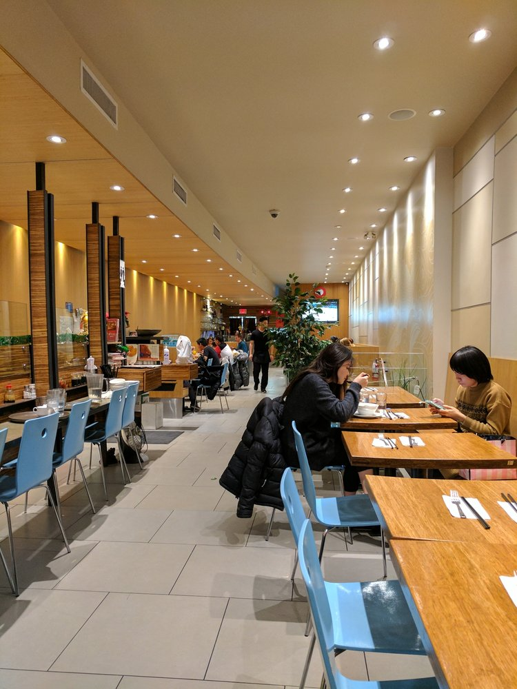 Photo of Asian Bowl - Toronto, ON, Canada. The interior of Asian Bowl