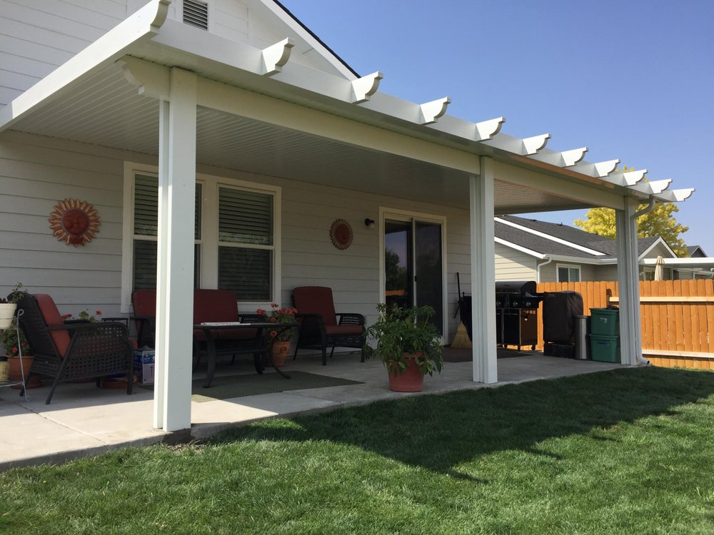 Affordable Patio Covers Decks & Fences