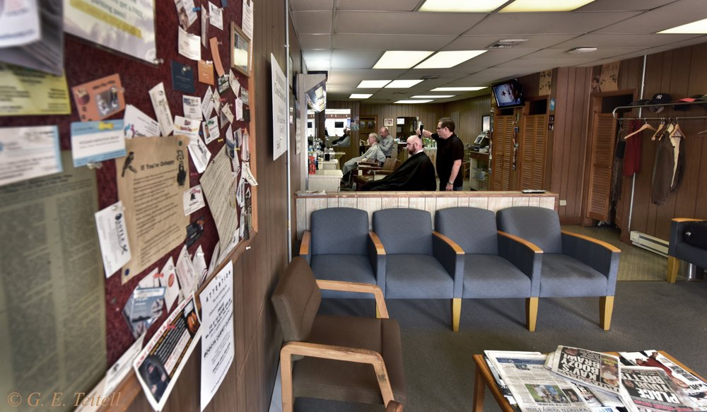 Dominick's Barber Shop: 168 Railroad Ave, Closter, NJ