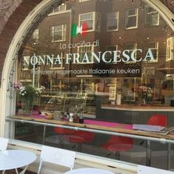 La Cucina Di Nonna Francesca Italiaans Stadionweg 145
