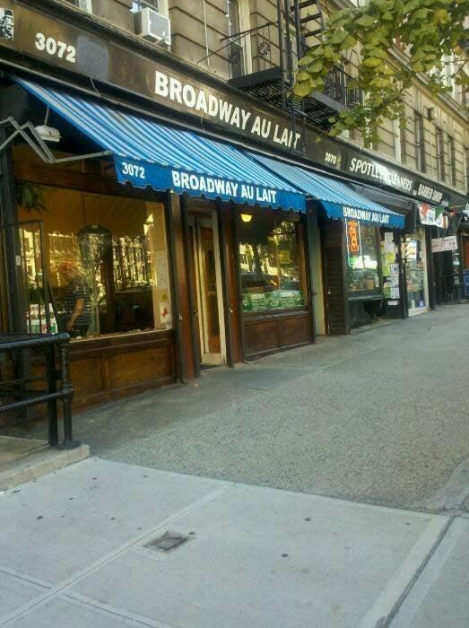 Broadway Au Lait: 3070 Broadway, New York, NY