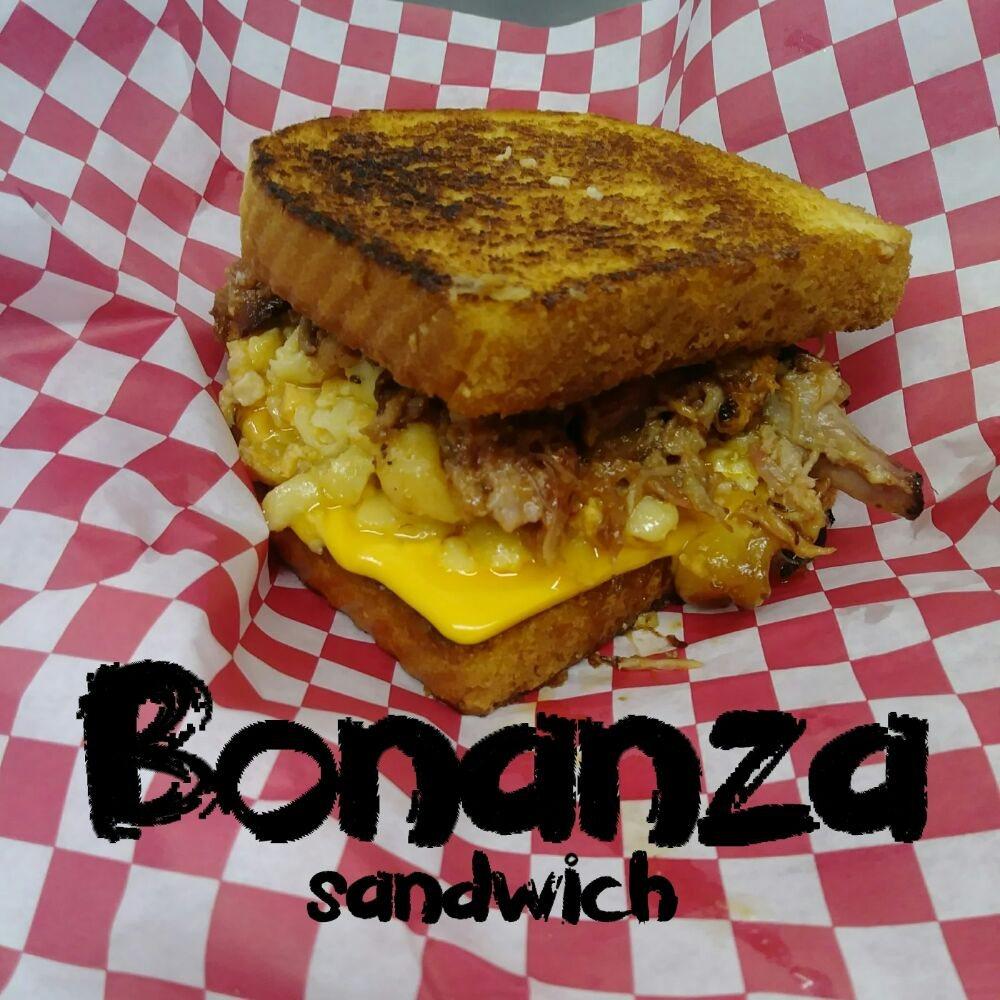 Bonanza BBQ & Catering: 121 Alder St, Toledo, WA