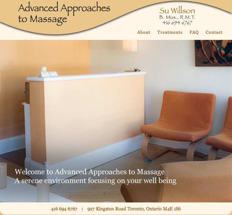Advanced Approaches to Massage