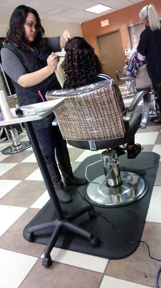 Cjs Hair Studio: 14045 Fm 2100 Rd, Crosby, TX