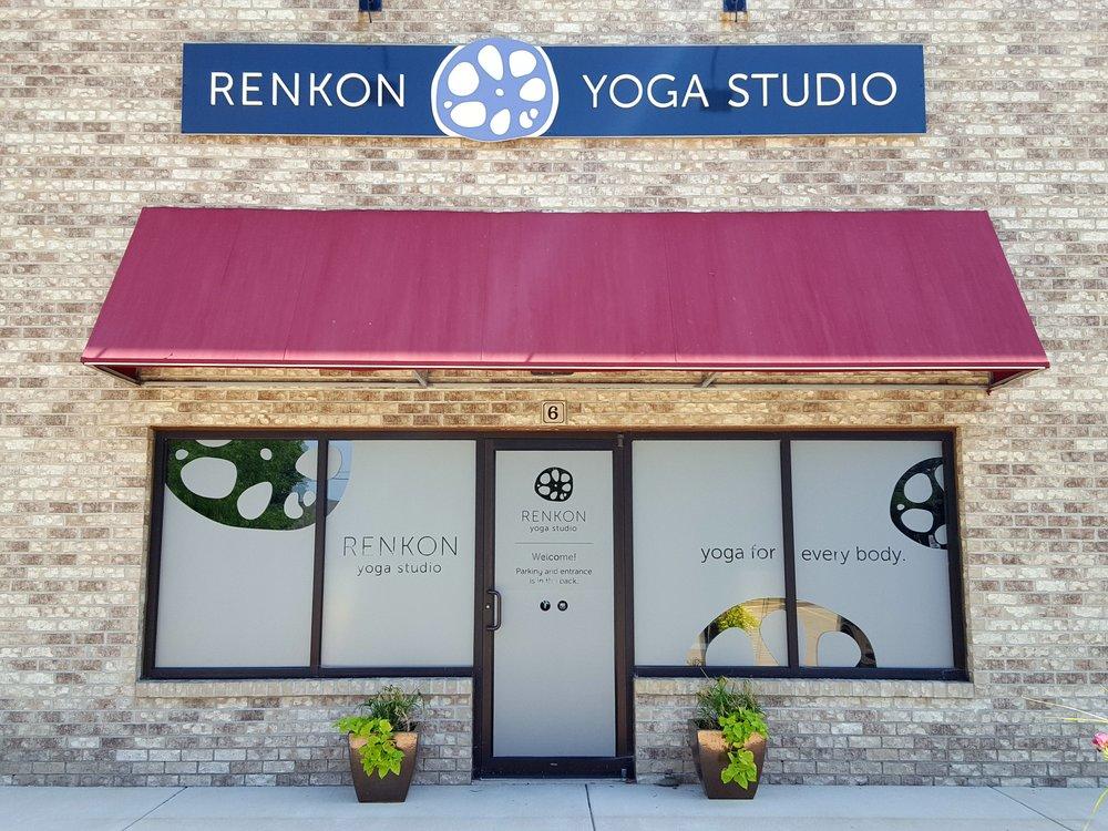 Renkon Yoga Studio: 3907 Ge Rd, Bloomington, IL