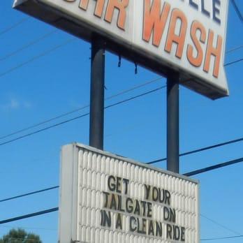 Hand Wash Car Wash Greenville Sc