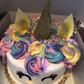 Awe Inspiring Unicorn Cakes Albertsons Unicorn Birthday Cake Funny Birthday Cards Online Alyptdamsfinfo