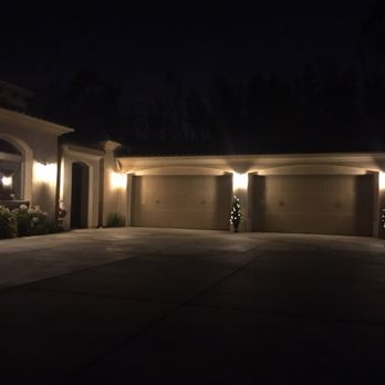 New outdoor lighting!!!!