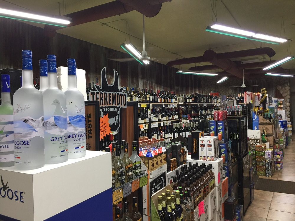 On The Rocks Wine And Spirits: 3050 E Lake Lansing Rd, East Lansing, MI