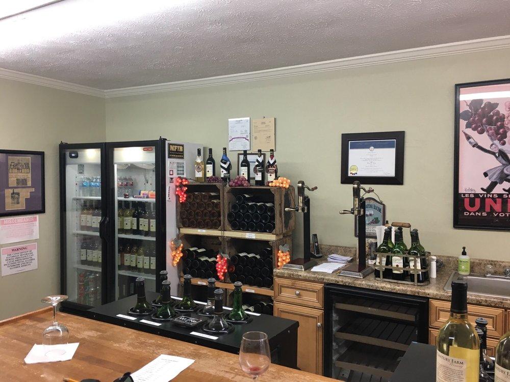 Century Farm Winery: 1548 Lower Brownsville Rd, Jackson, TN