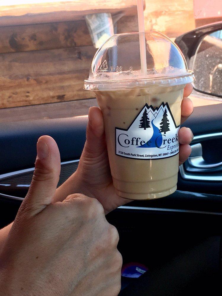 Coffeecreek Espresso: 2120 S Park St, Livingston, MT