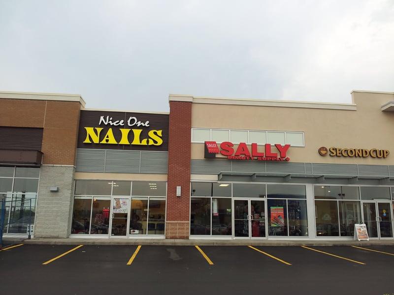 Nice One Nails - Nail Salons - 1365 Baseline Road, Ottawa, ON ...