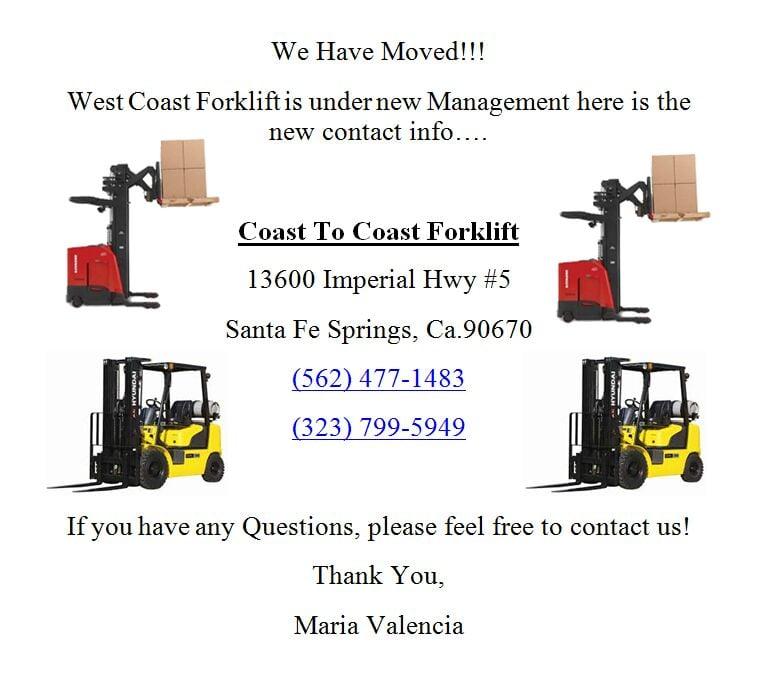 Coast To Coast Forklift Training 19 Photos Employment Agencies