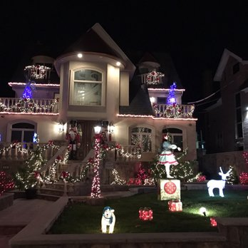 photo of dyker heights christmas lights brooklyn ny united states - Christmas Lights In Brooklyn