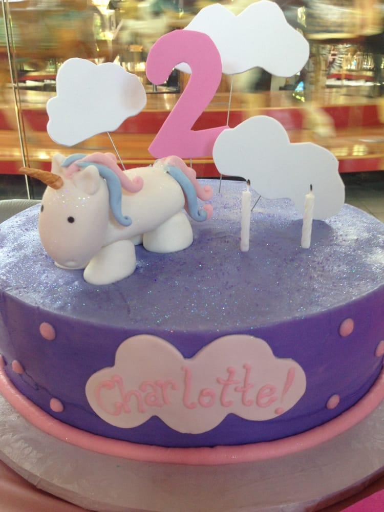 Adorable Unicorn Cake For My Nieces Birthday Yelp