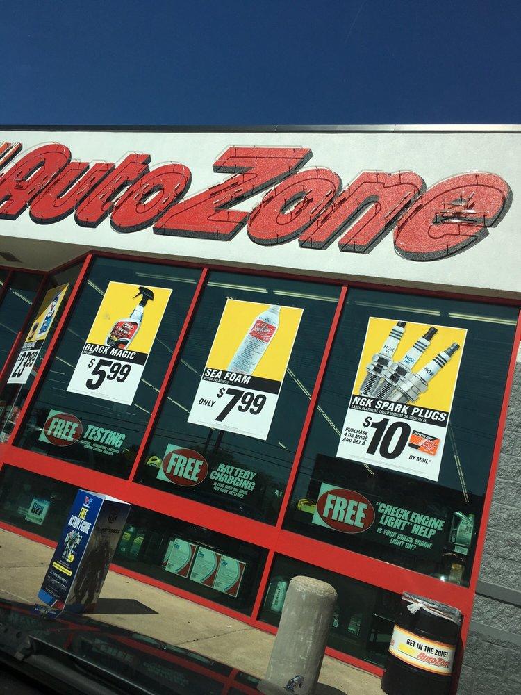 AutoZone Auto Parts: 17540 Kedzie Ave, Hazel Crest, IL