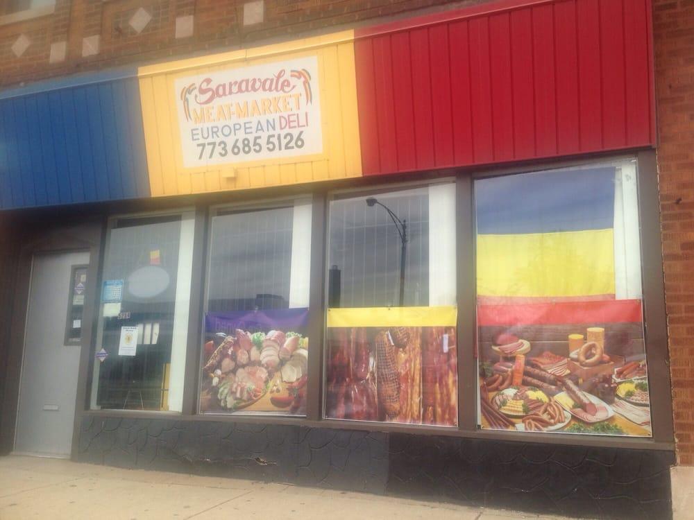 Saravale Meat Market & European Deli: 5254 W Irving Park Rd, Chicago, IL