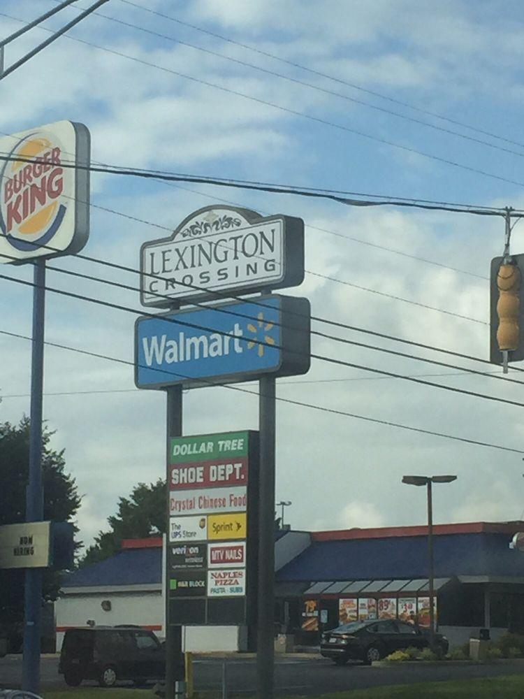 Walmart Supercenter: 1233 N Lee Hwy, Lexington, VA