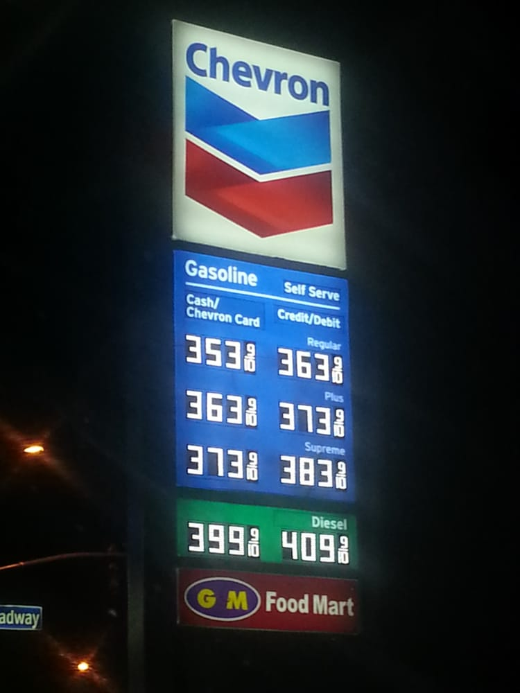 Find Gas Station Near Me >> Chevron - Gas & Service Stations - 9225 S Brookhurst St ...