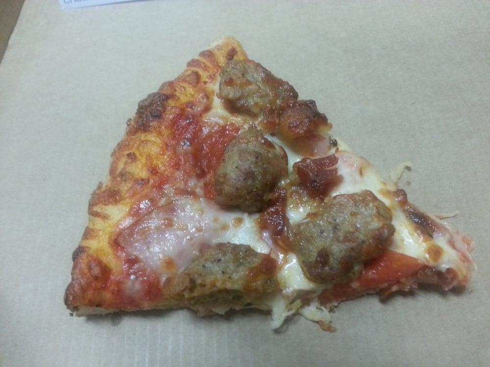 Marcos Pizza: 2832 W University Blvd, Durant, OK